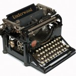 Martin Howard is an expert on collecting typewriters.