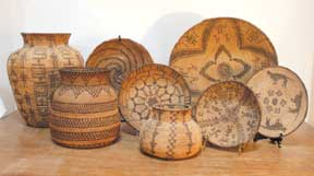 apache baskets   the journal of antiques and collectibles