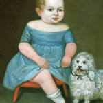 Portrait of an Unidentified Child, circa 1840