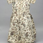 Toddler Gown, circa 1845.