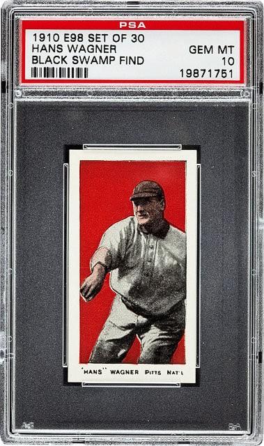 Ken's Korner : 37 rare baseball cards fetch more than $500