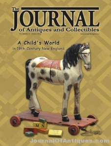 Journal of Antiques and Collectibles October 2012 Issue