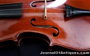 Rare Antique Stradivarius violin turned in to lost-found