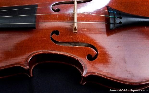 Rare Stradivarius violin turned in to lost-found
