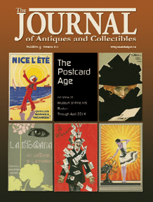 Journal of Antiques and Collectibles November 2012 Issue