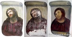 Worst art restoration in history? You decide.
