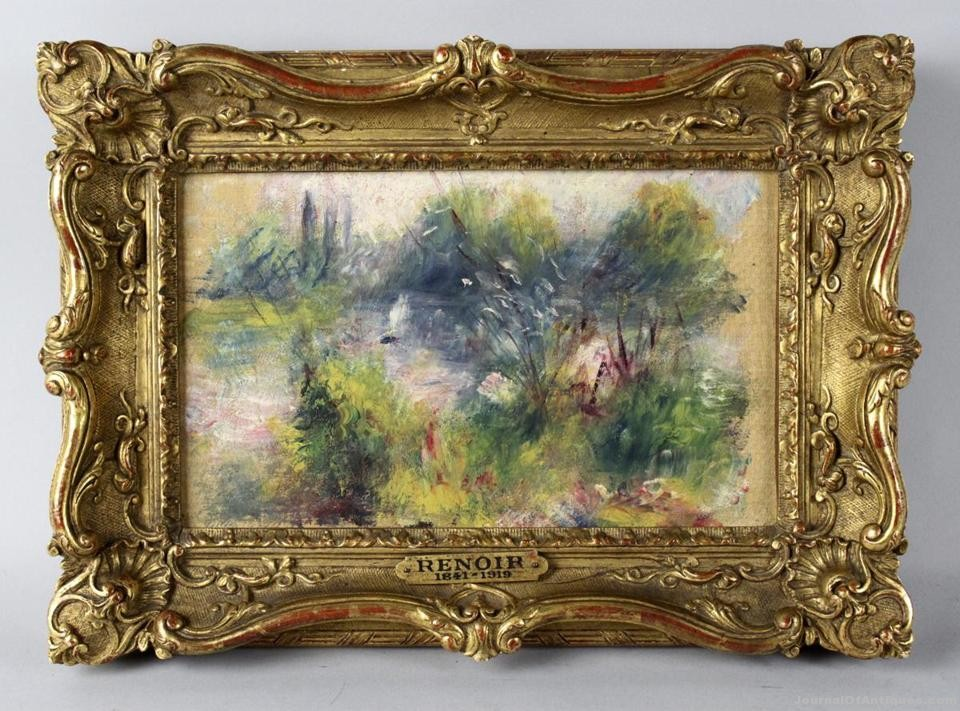 Ken's Korner: Original Renoir purchased for $7