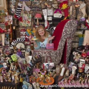 Vast collection of shoe related items
