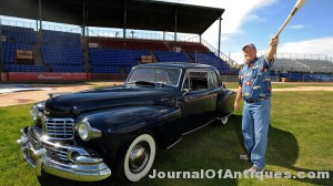 Ken's Korner: Babe Ruth's Lincoln purchased by a Texan