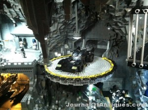 Ken's Korner: Batcave is made from Lego pieces