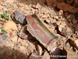 Ken's Korner: Border Patrol agents find ancient artifacts