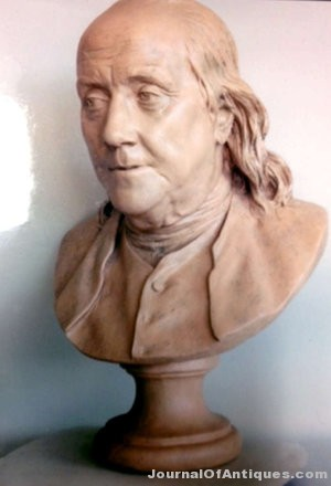 Ken's Korner: Bust of Franklin stolen, recovered