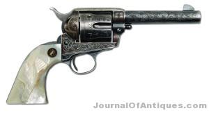Colt SAA Sheriff's Model, $201,125, James D. Julia