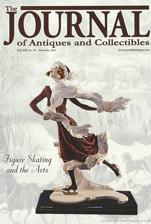 Journal of Antiques and Collectibles December 2012 Issue