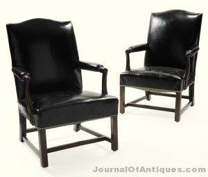 Kennedy Cabinet chairs, $146,500, Sotheby's