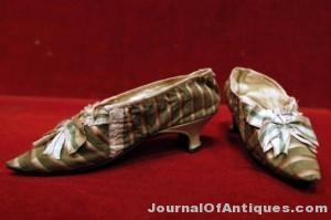 Ken's Korner: Marie Antoinette's slippers fetch $82K