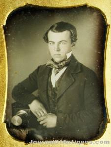 Occupational daguerreotype, $17,550, Kaminski Auctions