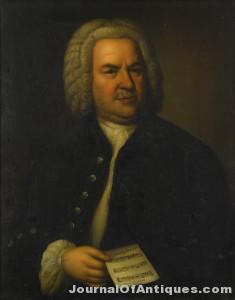 Ken's Korner: Rare Bach portrait found in Alabama