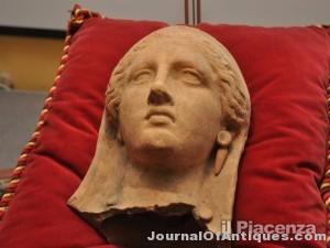 Ken's Korner: Roman statue head is finally recovered