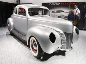 Ken's Korner: Replica of '40 Ford coupe body for sale