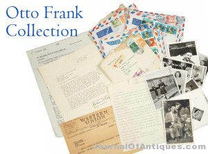 Ken's Korner: Anne Frank House acquires collection