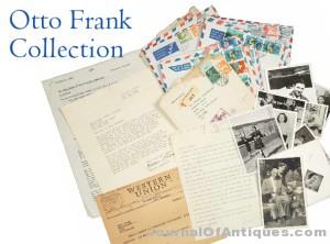 Ken's Korner: Anne Frank House acquires collection