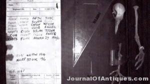 Ken's Korner: Dead pigeon found with WWII message