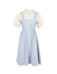 Dorothy Wizard of Oz dress, $480,000, Julien's Auctions