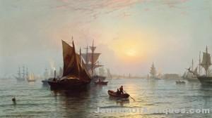 Edward Moran painting, $300,000, Shannon's