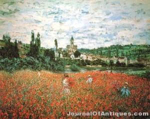 Ken's Korner: Family seeks return of painting by Monet