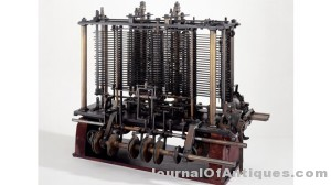 Ken's Korner: The first computer was steam-powered.