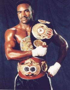 Ken's Korner: Holyfield is fighting auction of his items