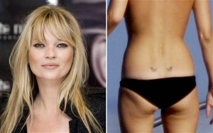 Ken's Korner: Kate Moss tattoos are worth millions!