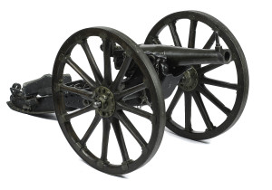 Krupp Mountain Howitzer, $34,500, Cowan's Auctions