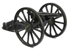 Krupp Mountain Howitzer, $34,500, Cowan's Auctions