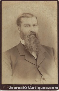 Ken's Korner: Photograph of town's namesake discovered