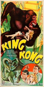 1933 King Kong poster, $388,375, Heritage Auction