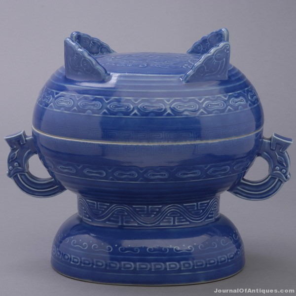 Ken's Korner: $50 lidded vessel sells for $26,550