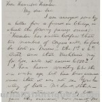 Abraham Lincoln letter, $70,500, Cowan's Auctions