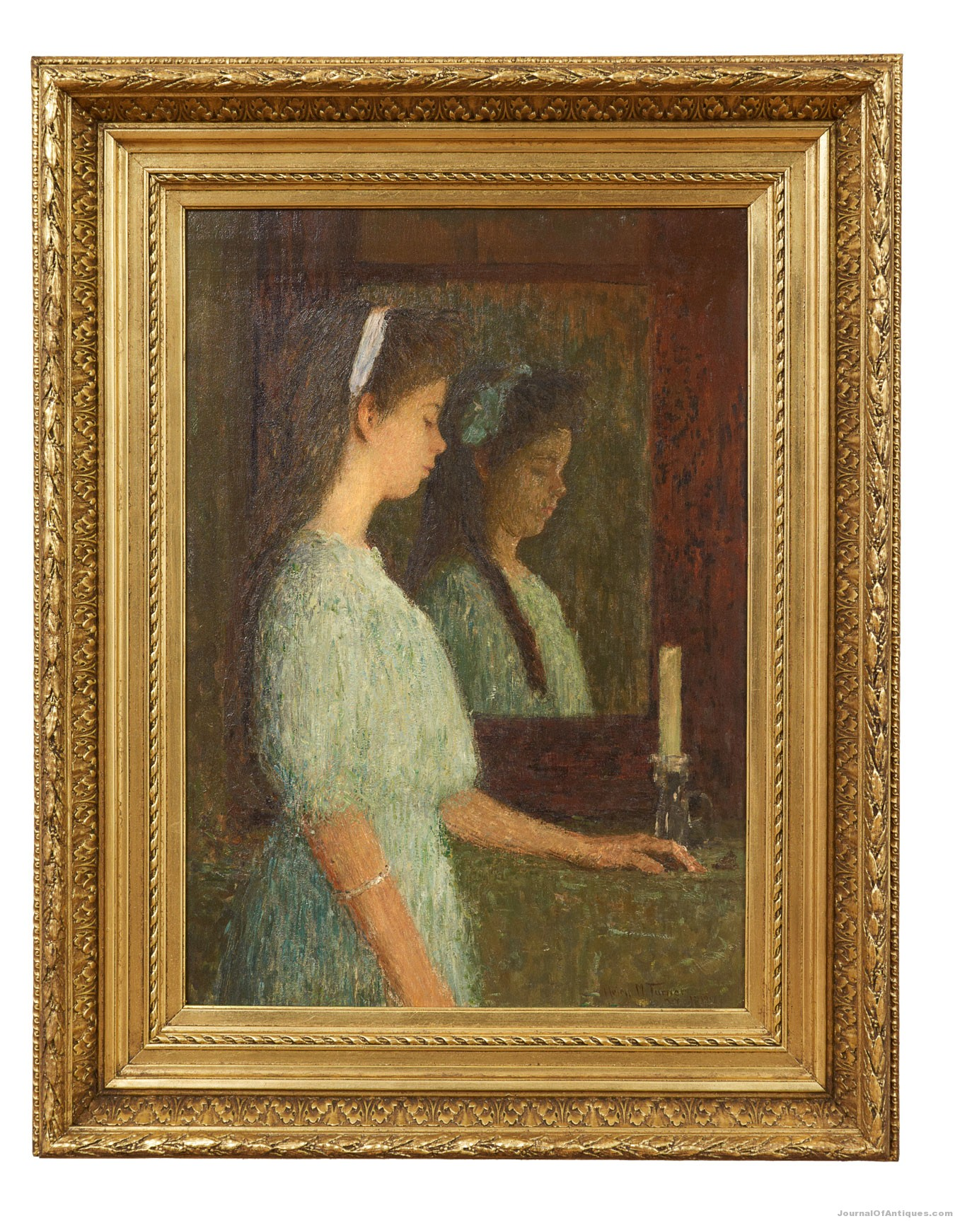 Helen M. Turner oil, $92,250, New Orleans