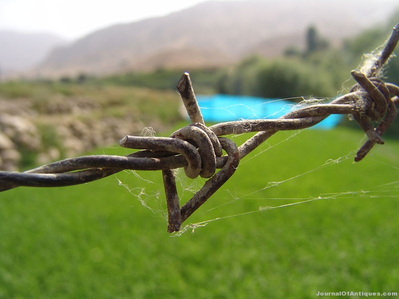 Ken's Korner: Sale of barbed wire from Nazi camp is called off
