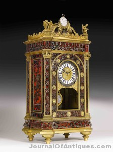Sympathique clock, $6.8 million, Sotheby's