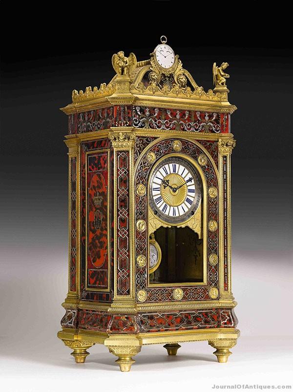 Sympathique clock, $6.8 million, Sotheby's