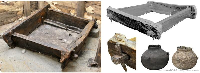 Ken's Korner: Wooden wells date to 5000 BC