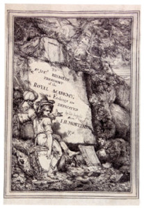 Old Master drawings, $48,300, Thomaston