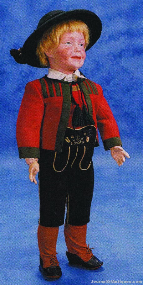 German model 104 doll, $212,800, Theriault's