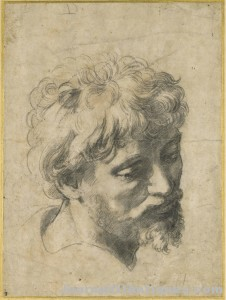 Raphael chalk drawing, $47.9 million, Sotheby's