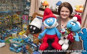 Ken's Korner: Scottish woman has huge Smurf collection