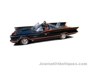 Ken's Korner: TV show Batmobile sells for $4.2 million