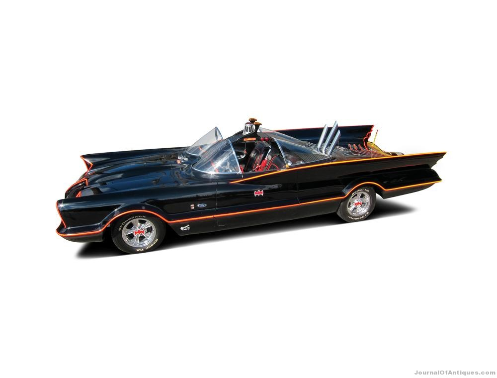 Ken's Korner: TV show Batmobile sells for $4.2 million